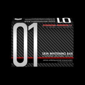 01 Skin Whitening Bar
